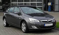 Sell Opel Astra J