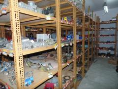 Sell stock of spare parts and accessories for KAMAZ