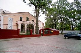 Selling the existing hotel in Kharkov