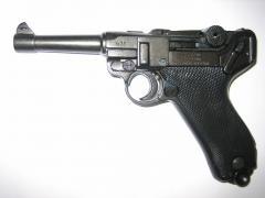 Сигнальный пистолет люгер р08