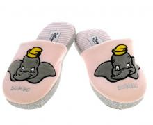 Slippers womens Disney 36/37 light pink-gray F01-870