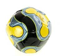 Soccer ball Xtrem sports yellow-colored M18-570232