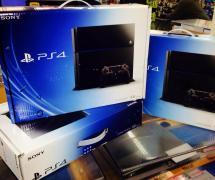 Sony PlayStation 4 (пос(последняя модель) - 500 GB Black Console