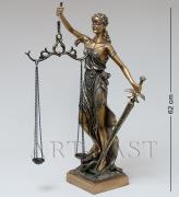 Statue of Femida - goddess of justice. Height 20, 30, 40, 50, 60