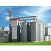 Строительство элеваторов. Строительство зернохранилищ и сельхоз