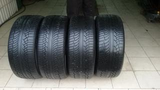 Summer tyres Sell the tyres are R18/255/55 MICHELIN 4x4 Diamaris 4pcs