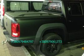Three-section collapsible trunk lid body for pickup