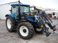 Tractor New Holland T6020 from Poland