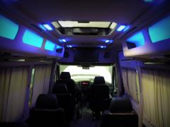 Tuning Internal Refit trim Volkswagen Crafter VW LT Krat