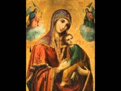 В Киев привезут Чудотворную икону Божьей Матери «Страстная»