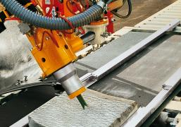 Використовуване обладнання для обробки каменю