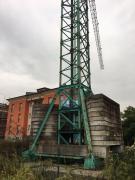 Здам в оренду або продам італійський баштовий кран Simma GT 185